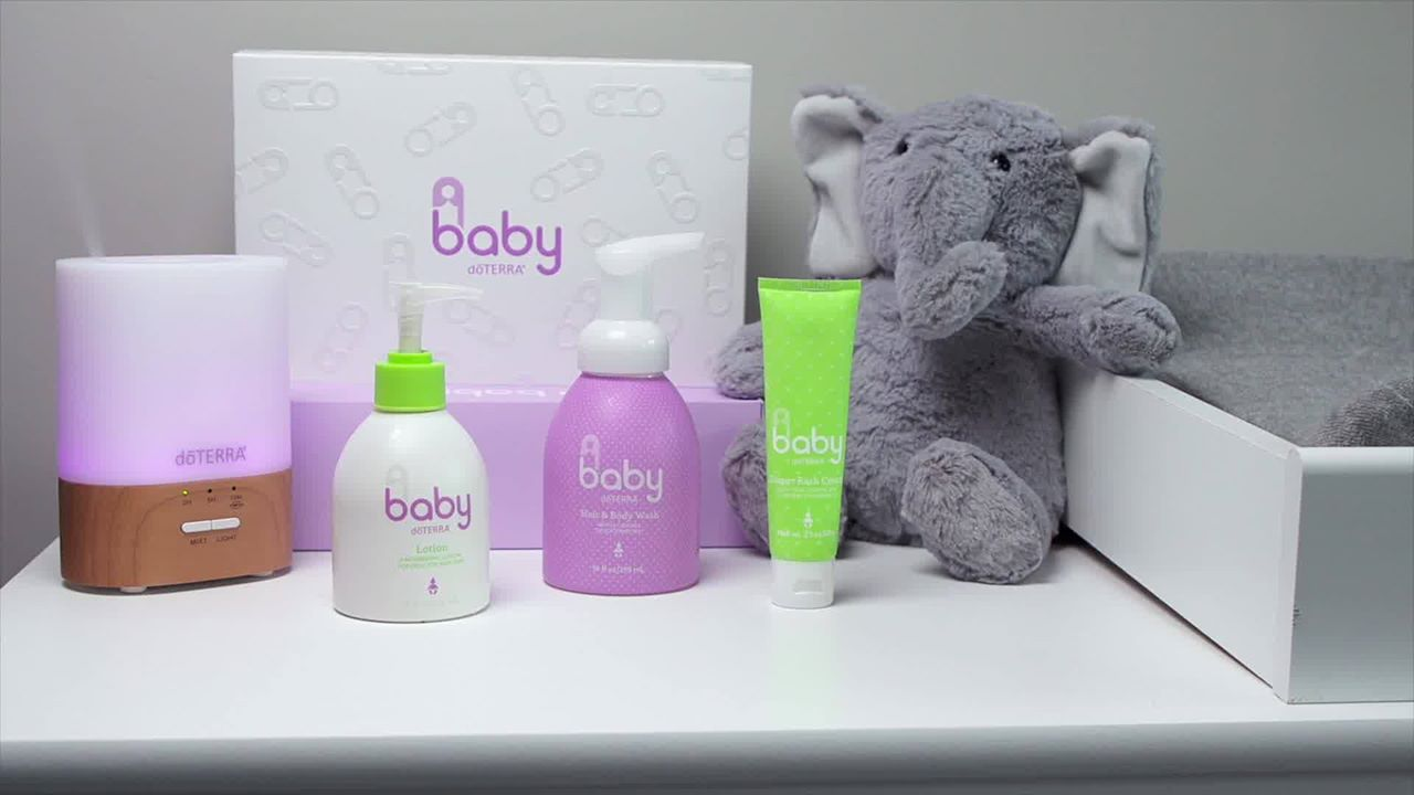 Baby Essentials Root Down To Rise Up